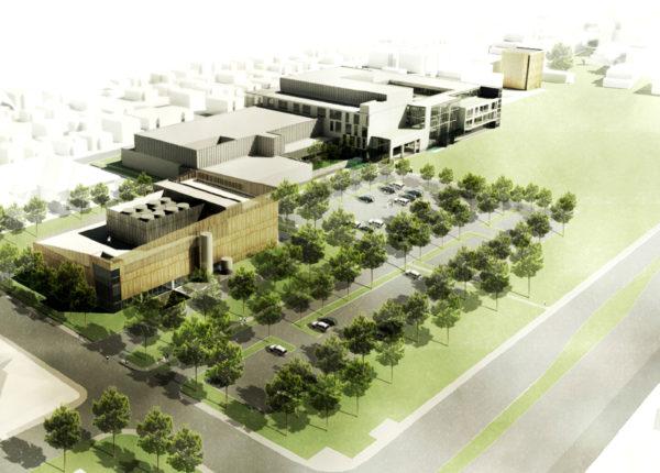 New Hospital In Québec City